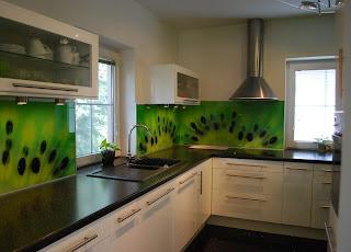 Kuhinja - kuhinjsko pohištvo.