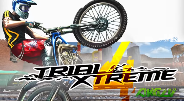 Trial Xtreme 4 Mod Apk Unlimited Money