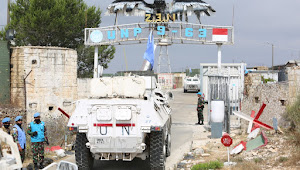 Satgas Yon Mekanis TNI Konga XXIII-N/UNIFIL Latihan BMR Atasi Pertikaian di Daerah Blue Line