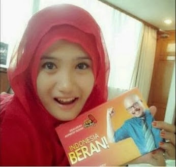 kisah inspiratif, motivasi, Siti Nur Lathifah, model cantik