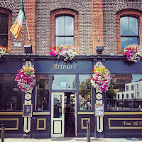 Photos of Dublin Pubs: Arthur's