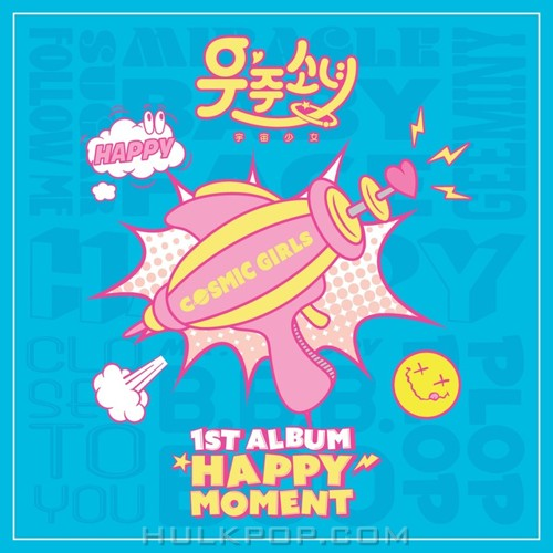 WJSN – HAPPY MOMENT (ITUNES PLUS AAC M4A)