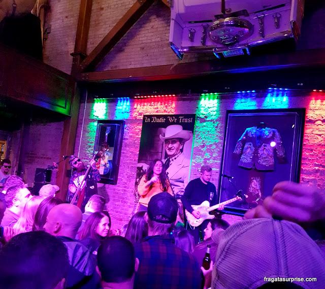 Nashville: Show em um Honky Tonk da Broadway