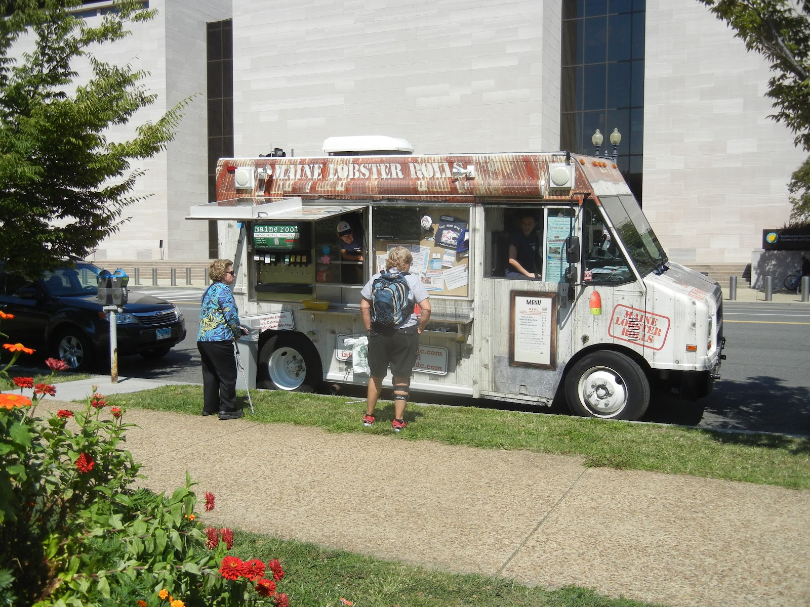 Maine Food Truck Denver