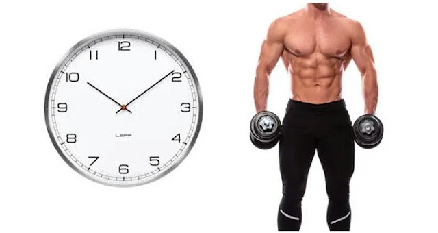 What is the best time to workout?