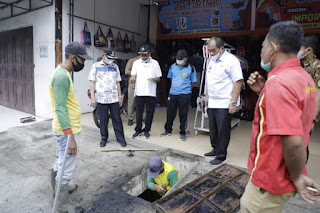 Bupati dan Wakil Bupati Asahan Lakukan Beberapa Pembenahan Untuk Wujudkan Kisaran Bebas Banjir