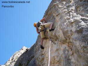 Pancorbo, escalada en roca, Burgos