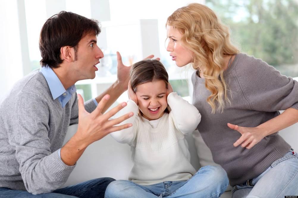 como terminar um relacionamento se tiver filhos
