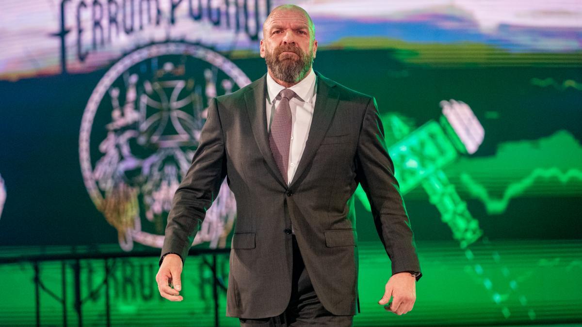 Triple H szívműtéten esett át