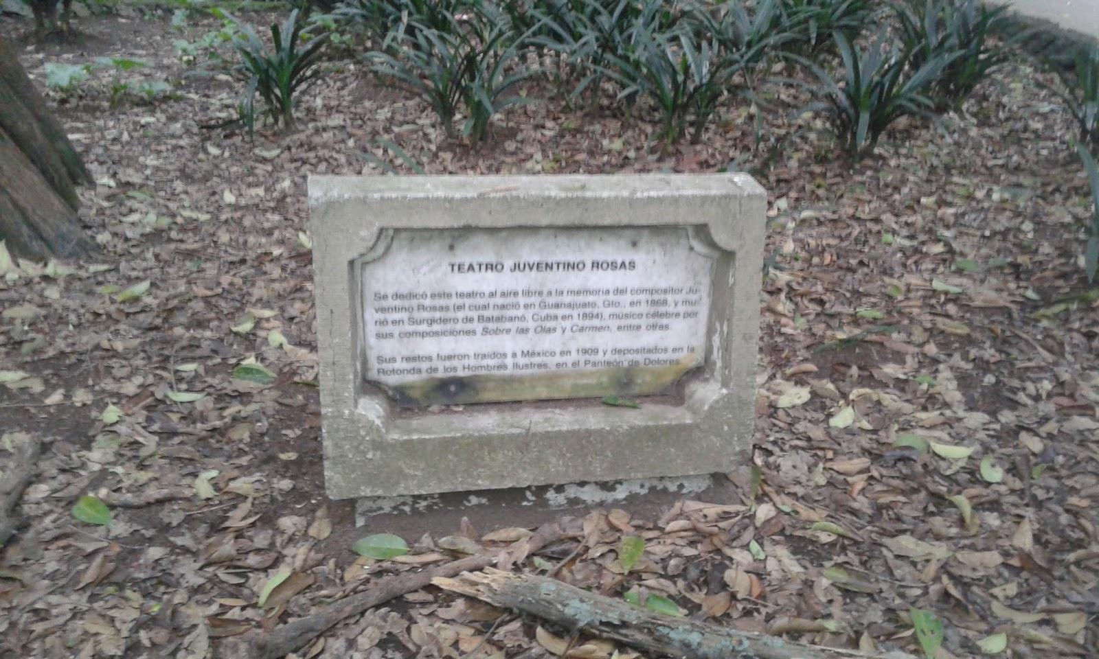 Bosque de Chapultepec. Calzada de los Poetas