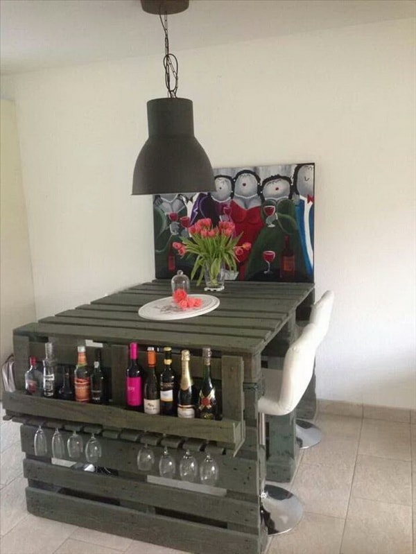 Things you can do with recycled pallets 1
