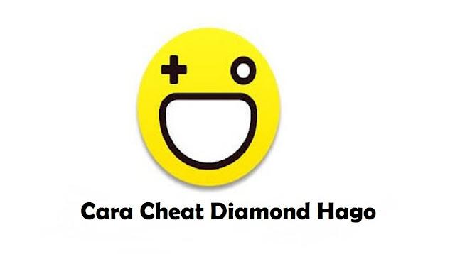 Cara Cheat Diamond Hago