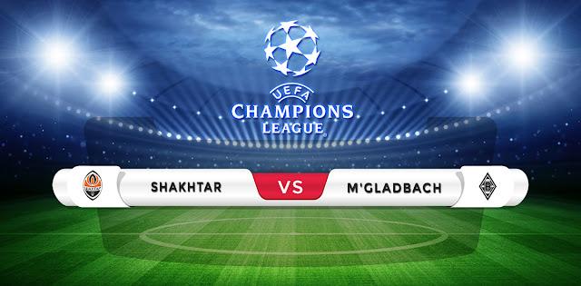 Shakhtar Donetsk vs Monchengladbach Prediction & Match Preview