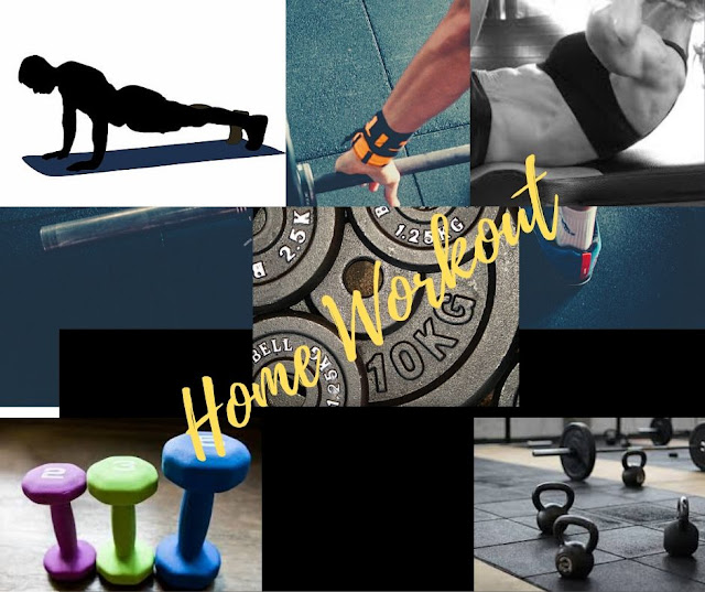 Home Workout: Keep It Simple