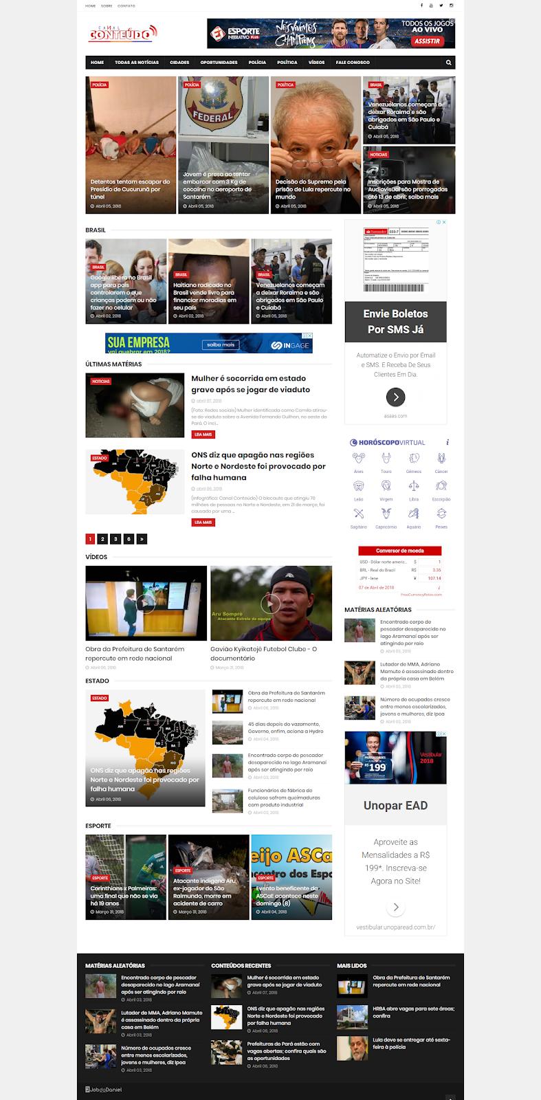 CANALCONTEUDO.com.br