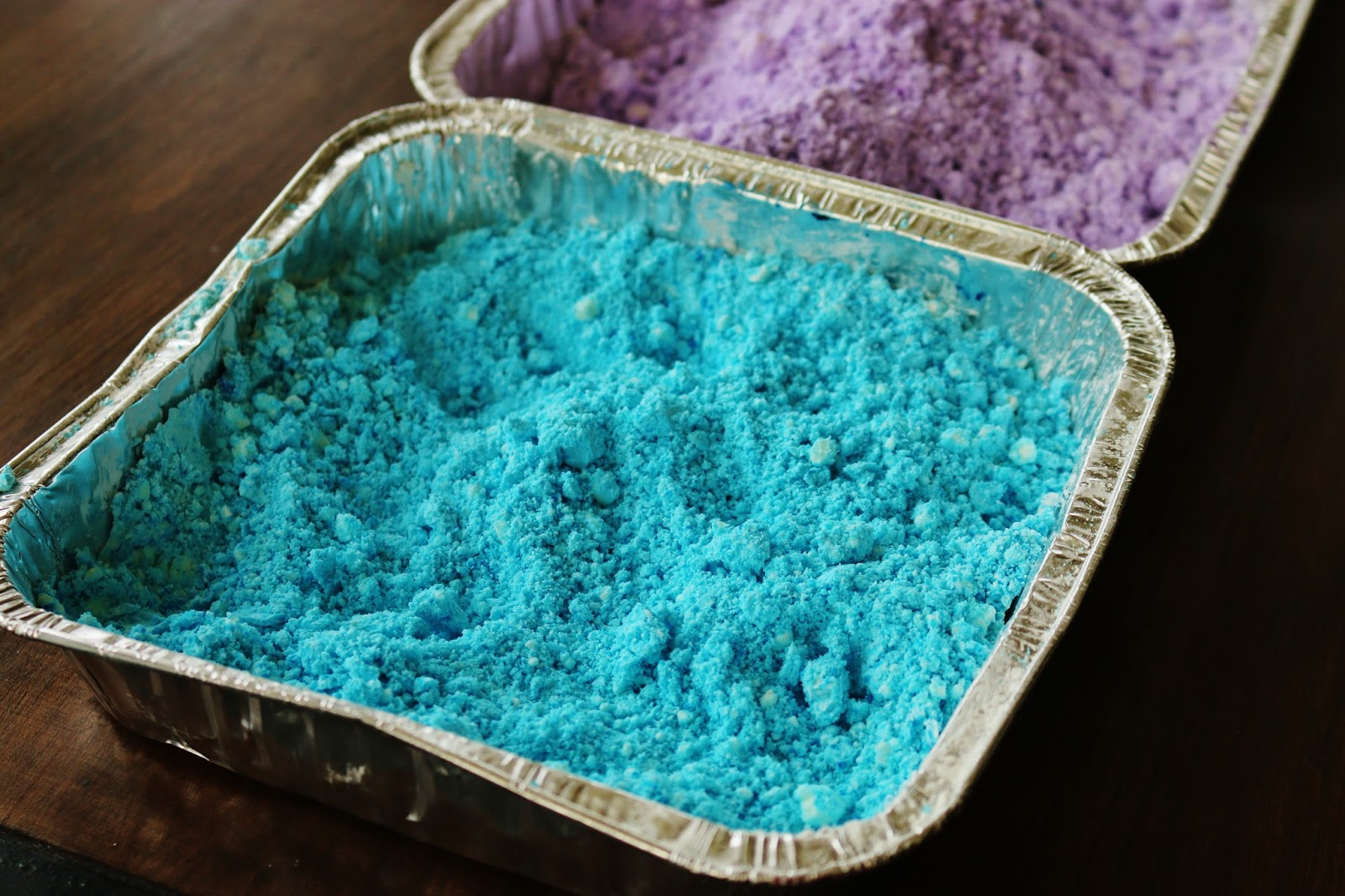My Simple Modest Chic Diy Color Powder For A Color Fight