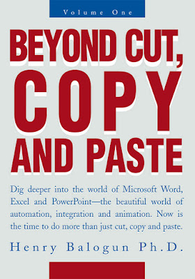 [Free ebook]Beyond Cut, Copy and Paste: Dig Deeper into the World of Microsoft Word, Excel and Powerpoint by Henry Balogun Ph.D