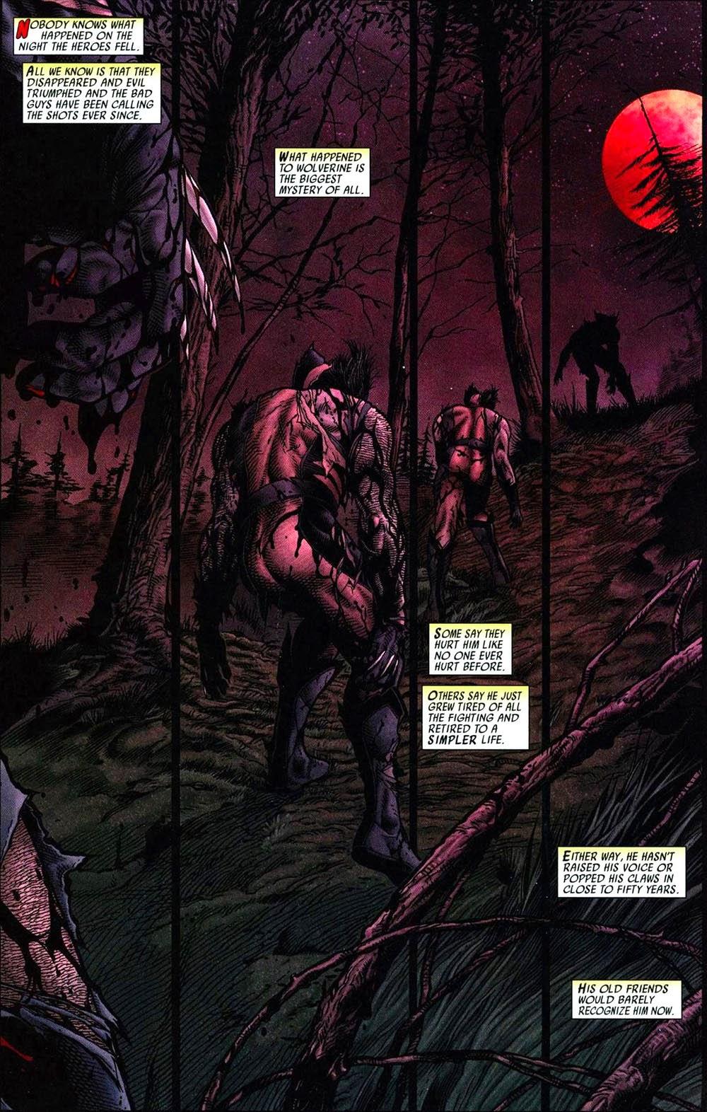 Old Man Logan 01 …………………………………… | Viewcomic reading comics online