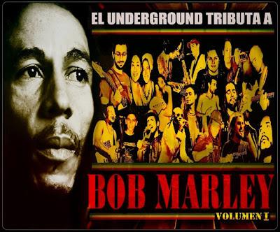 EL UNDERGROUND TRIBUTA A BOB MARLEY (2016)