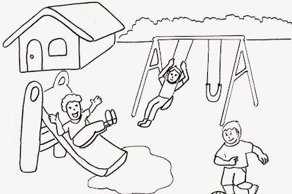 Gambar Mewarnai Tema Rekreasi Untuk Tk Mewarnai Cerita Terbaru Lucu Sedih Humor Kocak Romantis