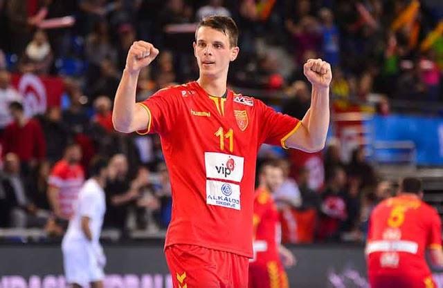 Kurz vor Saisonstart: Filip Taleski wechselt innerhalb der Handball Bundesliga