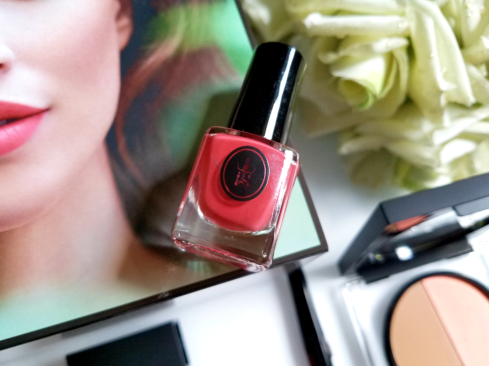 SOTHYS Paris - Vernis Sothys Nagellack 311 Rouge Roseraie - Les Jardins Sothys Spring/Summer Makeup Collection 2018