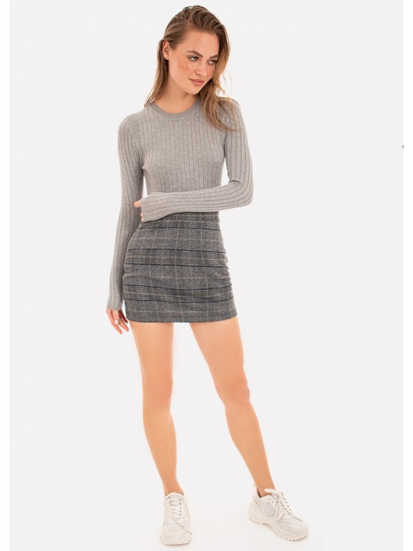 ropa para bajitas falda
