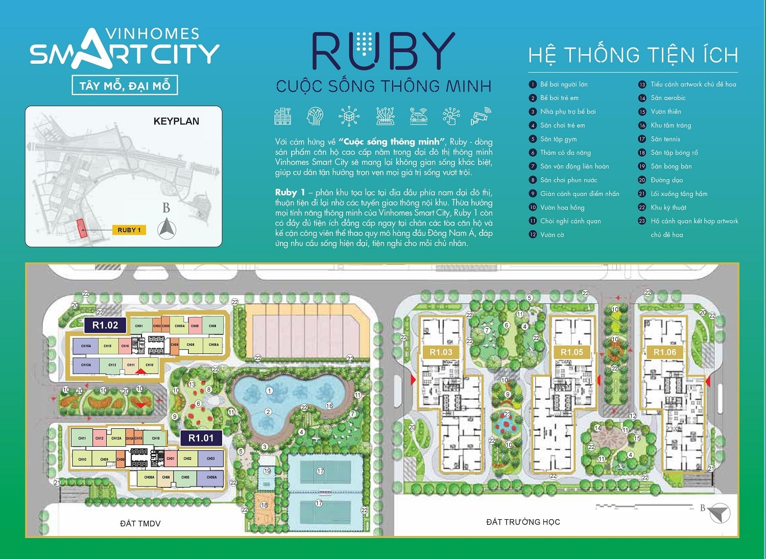 mat bang phan khu ruby 1 vinhomes smart city
