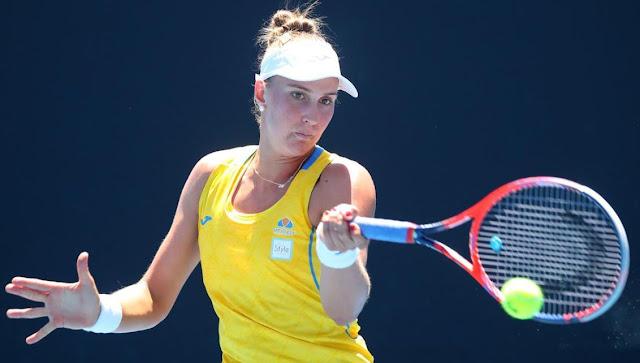 Jogadora Bia Haddad volta as quadras em torneio em Portugal