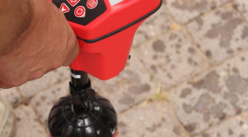 mantenimiento limpieza red saneamiento Las Rozas