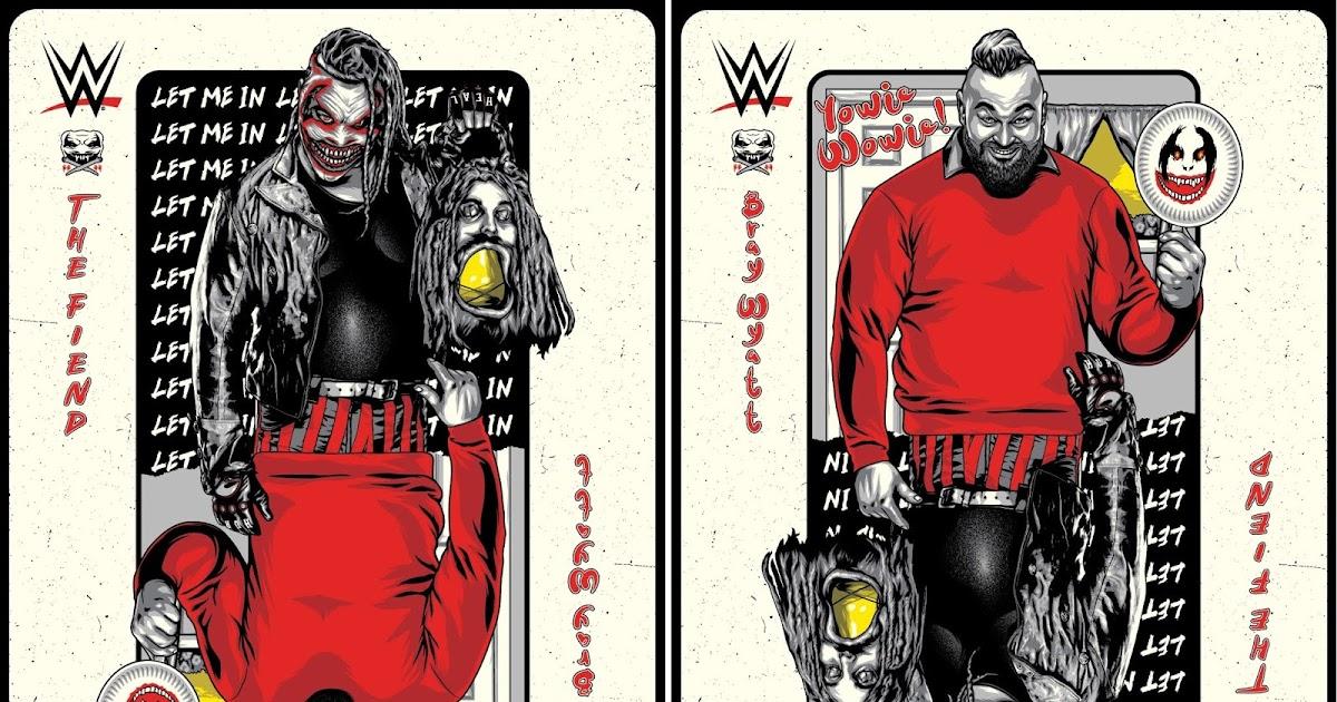 "The Blot Says...: WWE Bray Wyatt ""The Fiend Is Wild ..."