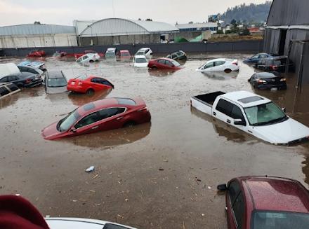 Σε κατάσταση έκτακτης ανάγκης το Μετεπέκ στο Μεξικό από τις ισχυρές βροχοπτώσεις