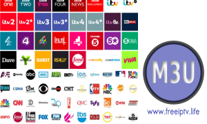 IPTV Playlist TOP Best M3U USA Canada UK 24-12-2019
