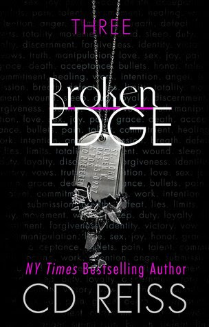 Broken Edge by CD Reiss