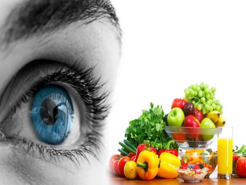 Makanan superfood untuk mata