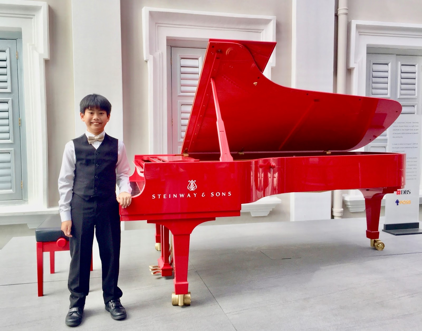 Lucas Chang Diep | 3rd Prize | Piano | 6th Edition | ENKOR Int'l