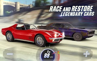 CSR Racing 2 v 2.12.0 MOD APK (MEGA MOD VIP)