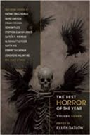 BUY Best Horror of the Year Vol.7