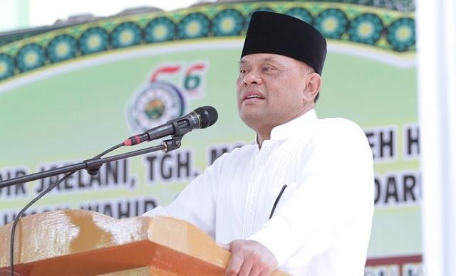 Marah ke Menag Soal Radikalisme, Jenderal Gatot Siap Pasang Badan Bela Hafiz Qur'an