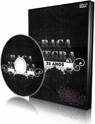 DVD Raça Negra - 25 Anos Ao Vivo (2008)