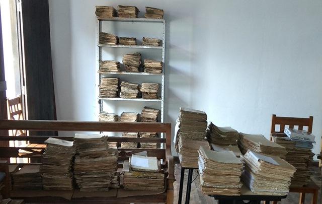 Iguape estrutura seu Arquivo Histórico