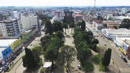 Vacaria, Catedral e Praça Daltro Fillho