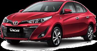 Harga Toyota Vios