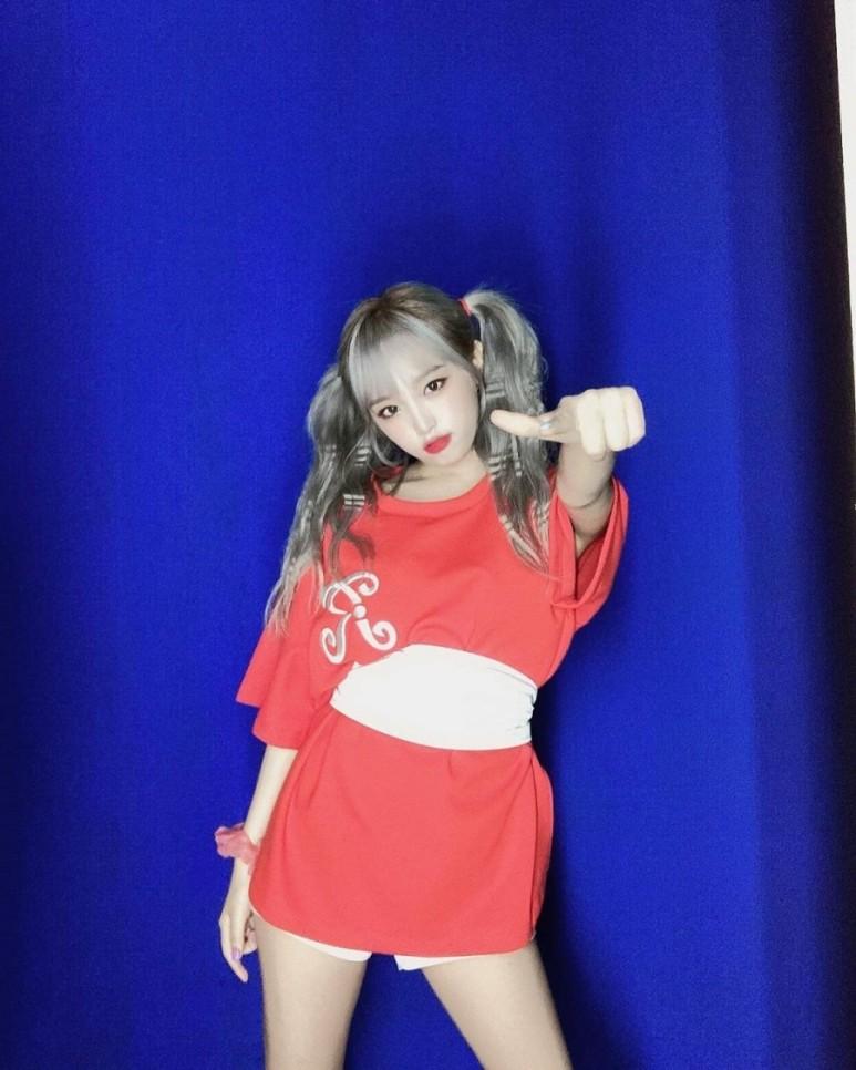 아이즈원 최예나