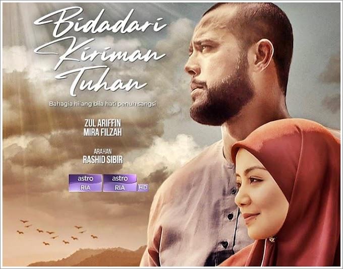 Lagu | Siti Nurhaliza - Wajah Kekasih (OST Bidadari Kiriman Tuhan)