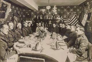 Les Américains à Cheverny et Cour-Cheverny à la fin de la première guerre mondiale