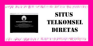 Situs Telkomsel Diretas Oleh Hacker