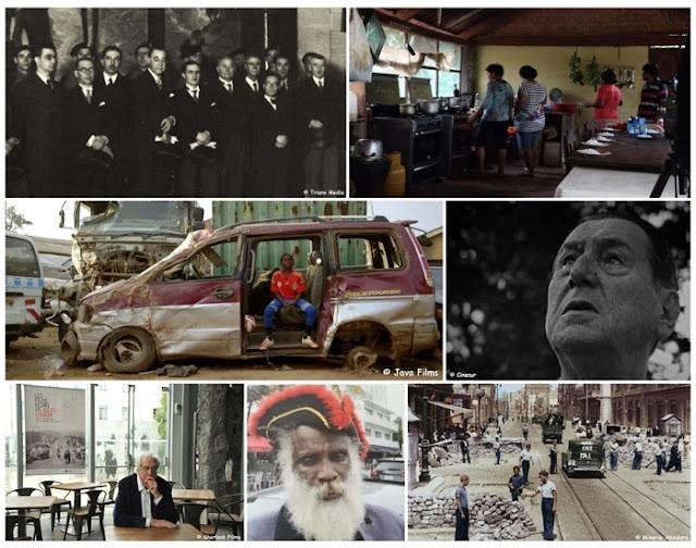 Los últimos trabajos de Bertrand Tavernier y Francisco 'Pino' Solanas se exhibirán en SEMINCI