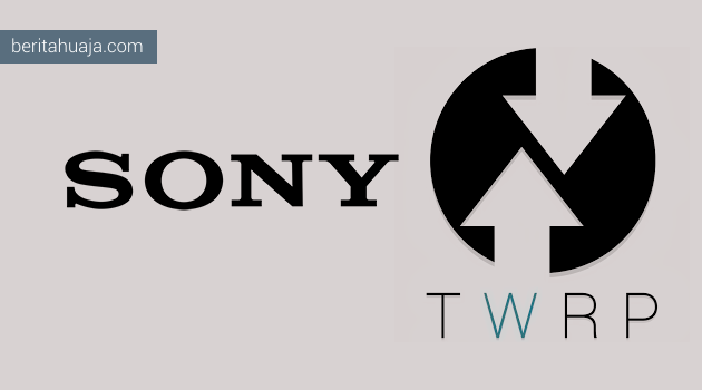 Download TWRP Recovery for Sony Xperia Android Devices