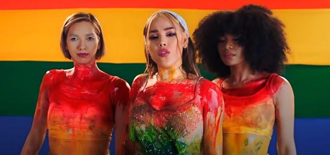 """""""TQ Y YA"""" la nueva canción de Danna Paola en apoyo a la comunidad LGBT+"""